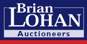 Brian Lohan Auctioneers