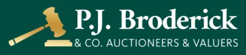 P.J. Broderick & Co. Auctioneers